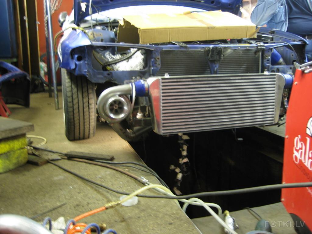 Oil scavenge pump for low mount turbos - NASIOC