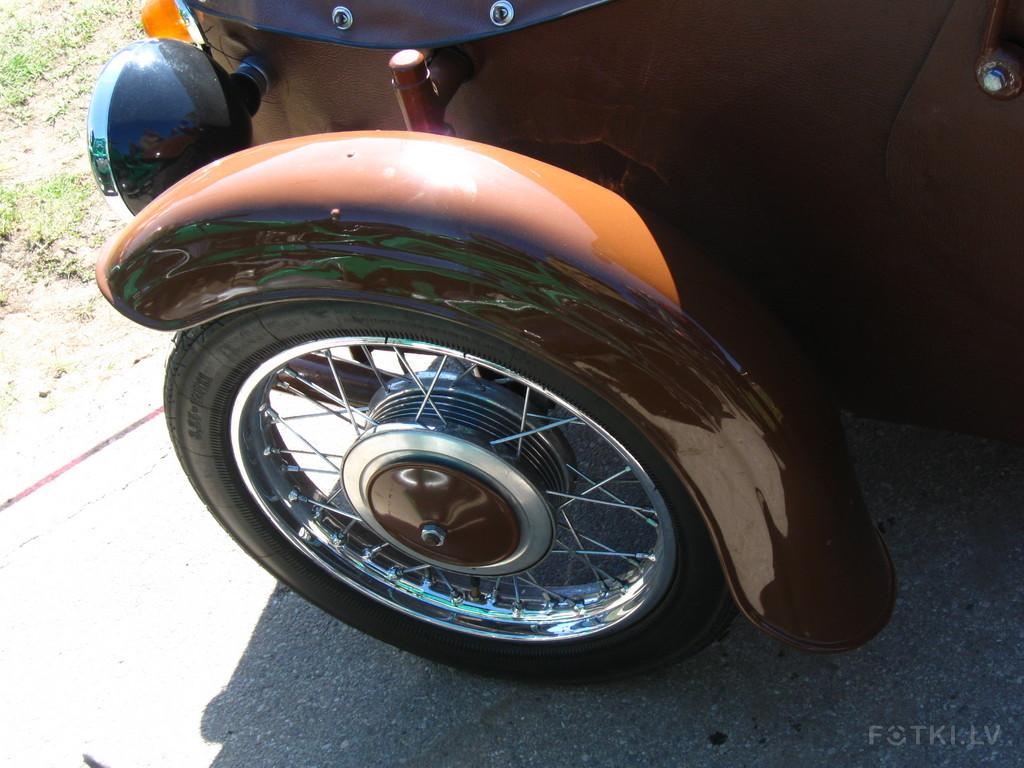 Трицикл по-удмуртски