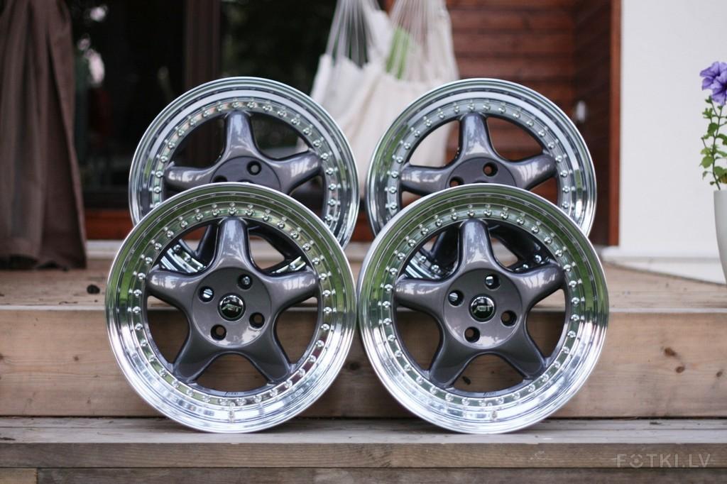 VWVortex.com - FS: EXTREMELY rare 3 piece ABT Sportline A9 ...