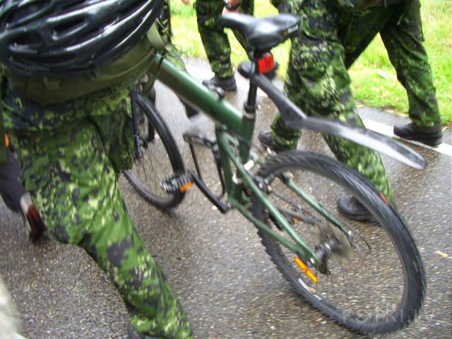 Потрясающая подборка по военному использованию велосипедов