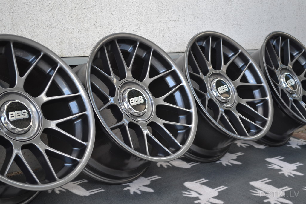 Bbs Rc 302 Bmw Motorsport Concave 8 5x17 5x120 Lightweight