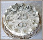 Торты на заказ свадебные торты kāzu