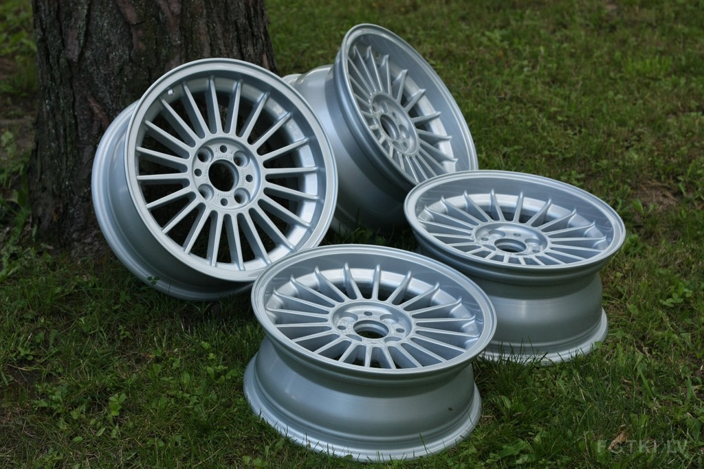 E Original ALPINA R Wheels A Staggered Set - Bmw alpina rims for sale
