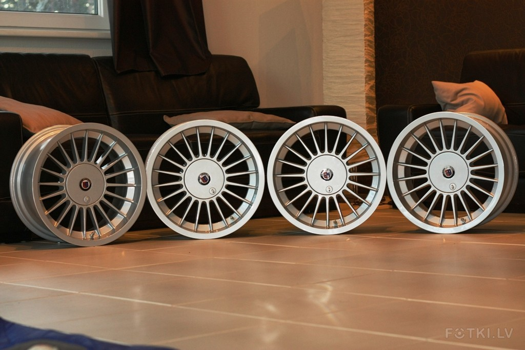 FS Staggered Alpina Wheels X - Bmw alpina rims for sale