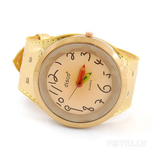 Необычные женские наручные часы Купить цветные женские