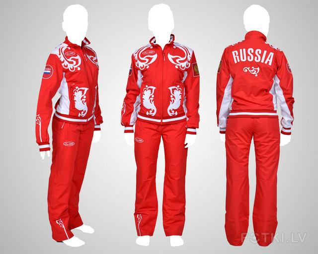 Купить Спортивный Костюм Женский Россия